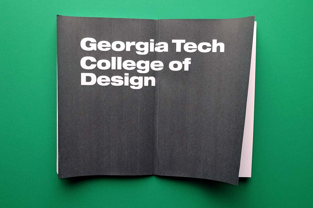 Georgia Tech College of Design Naming