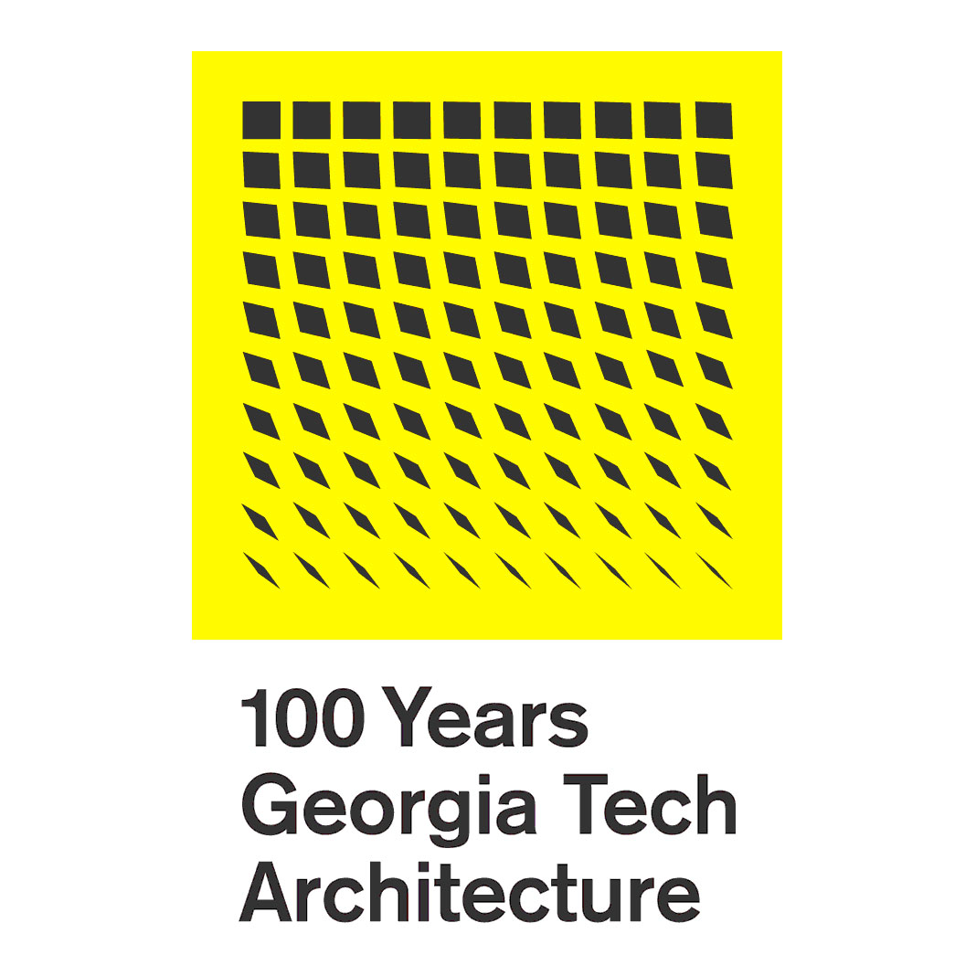 Georgia Tech College of Architecture Identity